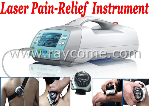 Low Laser Therapy Ce Healthcare 810nm Raycome Pain Relief Instrument Rg 300