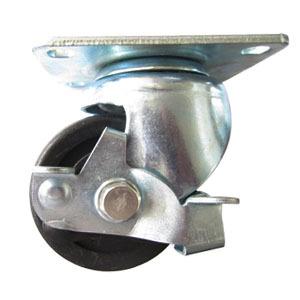 Low Profile Castor Wheels