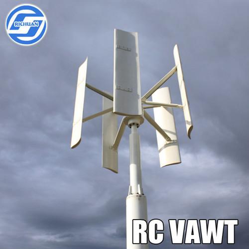 Low Rpm 600w 1kw 2kw 3kw 5kw 10kw 20kw Dc Ac Output Wind Turbine Price