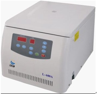 Low Speed Benchtop Centrifuge L 600a