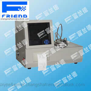 Low Temperature Closed Cup Flash Point Tester