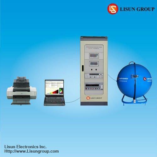 Lpce 1 Cfl Lumen Testing Machine System