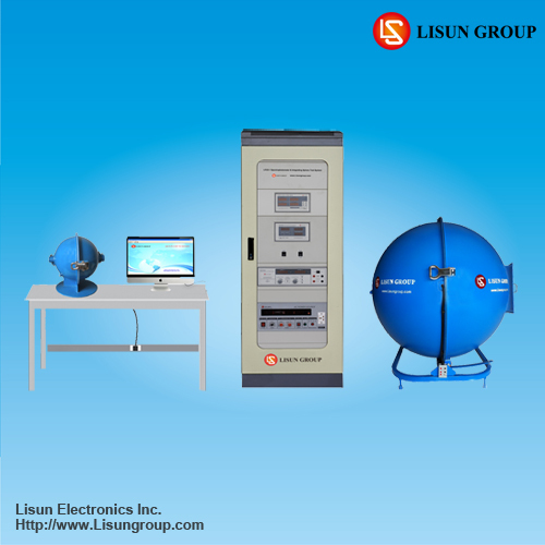 Lpce 2 Lms 9000a Integrating Sphere Spectroradiometer System For Led Testin