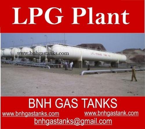 Lpg Gas Processing Plant