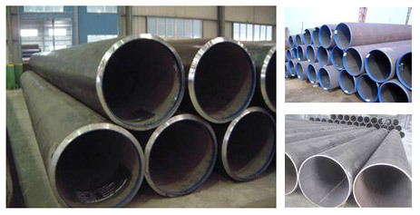 Lsaw Sawl Dsaw Steel Pipe