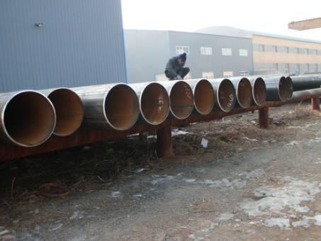 Lsaw Steel Pipe For Oil And Gas Pipeline