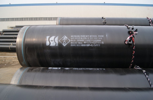 Lsaw Steel Pipe With Lowest Price