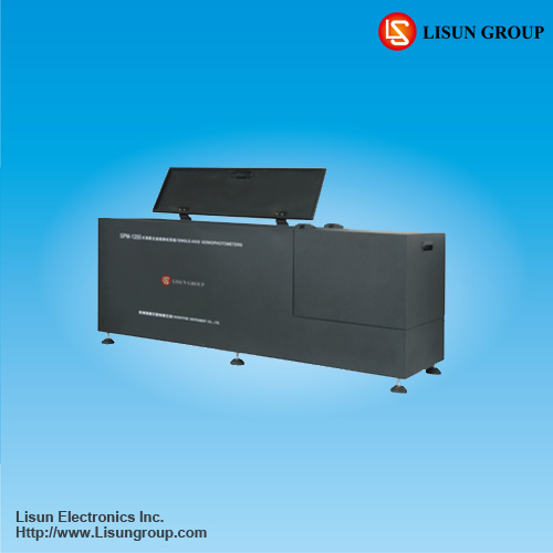 Lsg 1200a Compact Goniophotometer Measurement System For Chip Led And Cfl L