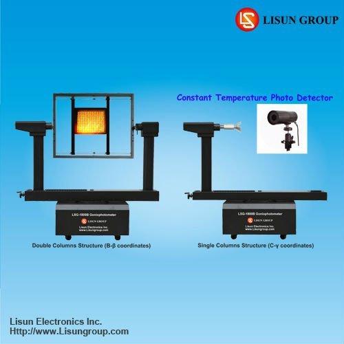 Lsg 1800b Goniophotomer For Light Laboratory