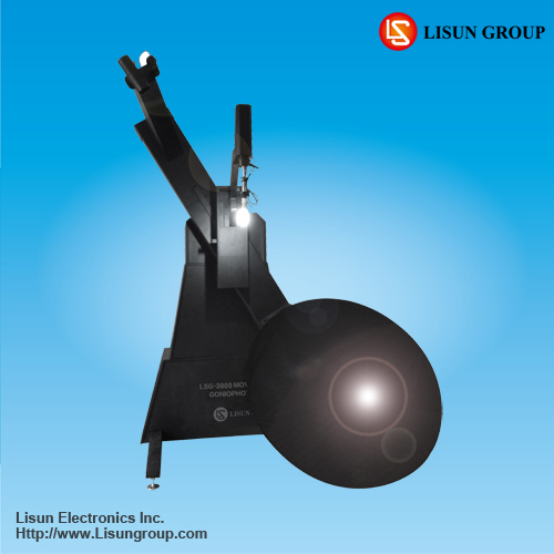 Lsg 3000 Moving Detector Goniophotometer System For Lamps Spatial Cct And S