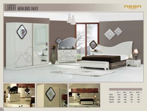 Luana Bedroom Sets Home Furniture