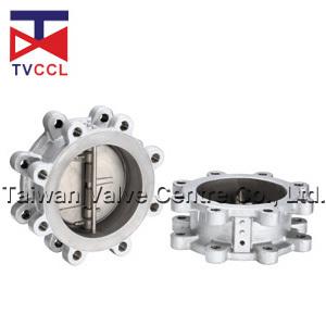 Lug Type Dual Plate Check Valve Tvccl