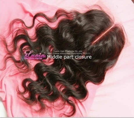 Luvin Hair Lace Top Closure 5a Quality Body Wave Free Shedding And Tangle
