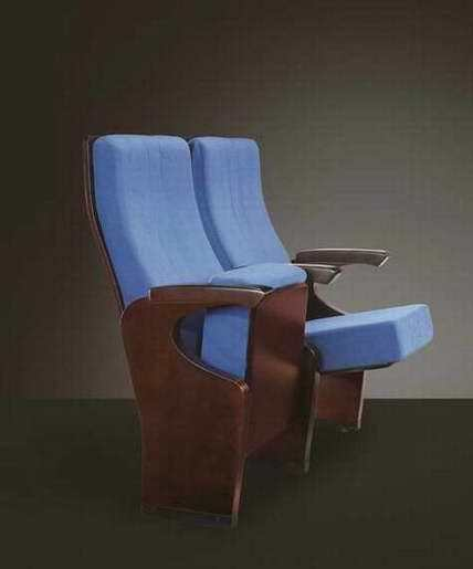 Luxurious Folding Theater Chair