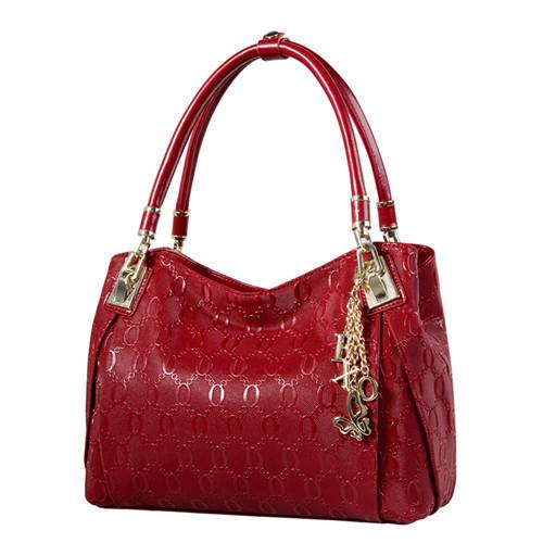 Luxury Famous Brand Women Handbag Genuine Leather Bag Female Shoulder Bags