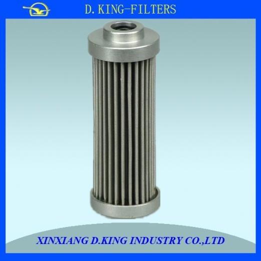 Lx 100 80um Suction Type Oil Filter Cartridge Factory
