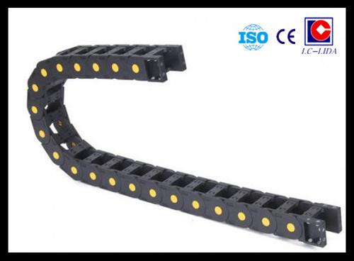 Lx25 Flexible Bridge Type Plastic Drag Chain