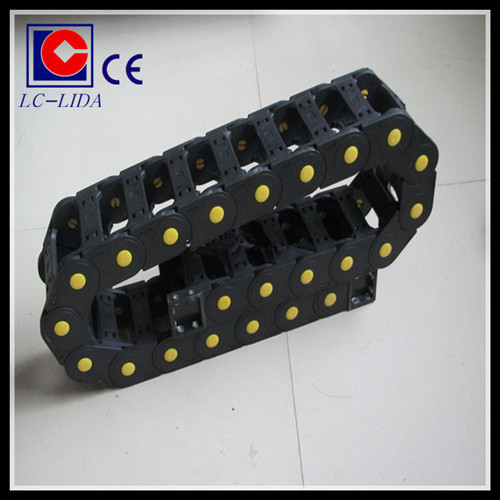 Lx25 Style Cnc Plastic Cable Carrier With Ce Certification