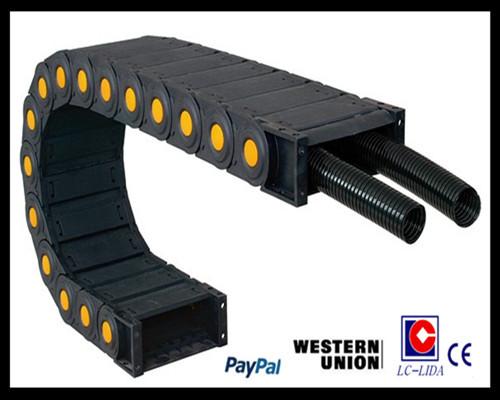 Lx45 Flexble Plastic Cable Drag Chain