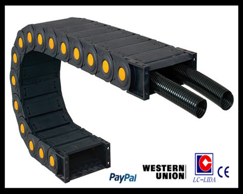 Lx60 Enclosed Type Plastic Drag Chain