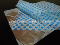 M F Food Grade Fda And Eu Certified Unbleached Glassine Paper