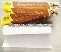 M F Japanese Standard Unbleached Food Grade Fda And Eu Certified Greaseproo
