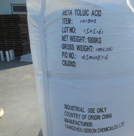 M Toluic Acid 99 04 7 P 94 5