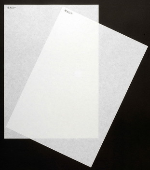 Machine Glazed White Kraft Paper