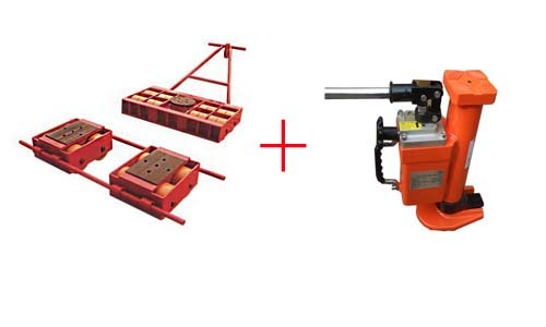 Machine Skates For Machinery Riggers