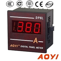 Machine Use Digital Amp Volt Meter Hn Dp6l
