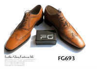 Made To Measure Shoes By Feather Glory Footwear