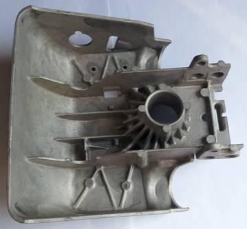 Magnesium Alloy Die Casting Prototype Cover