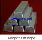Magnesium Ingot And Related Product