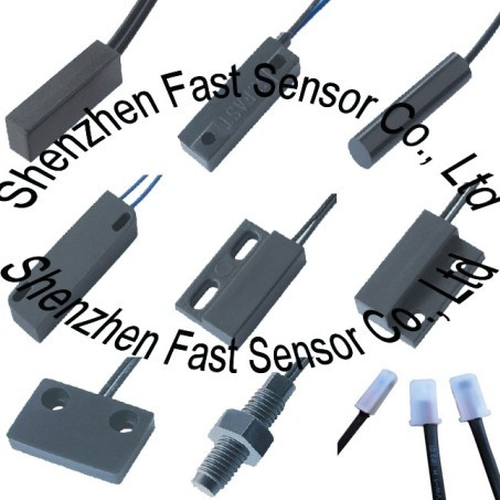 Magnetic Reed Proximity Switch Sensor