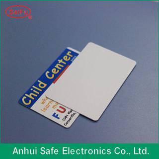 Magnetic Stripe Pvc Card