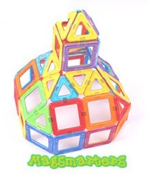 Magsmarters School Toy Learning Magformers Very Fun For Children