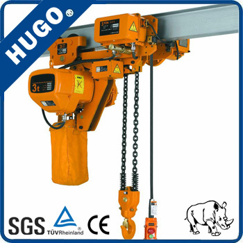 Main Product Custom Design Electric Chain Hoist For Jib Crane With Good O