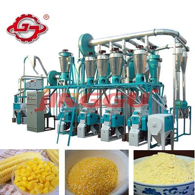 Maize Mill Equipment