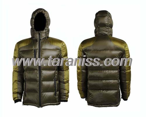 Man S Down Jacket For Winter