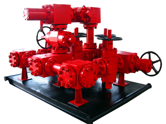 Manifold For Managed Pressure Drilling