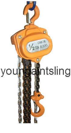 Manual Chain Hoist Sln Slings Series