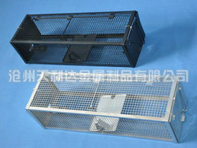 Manual Squirrel Cage Live Mouse Trap