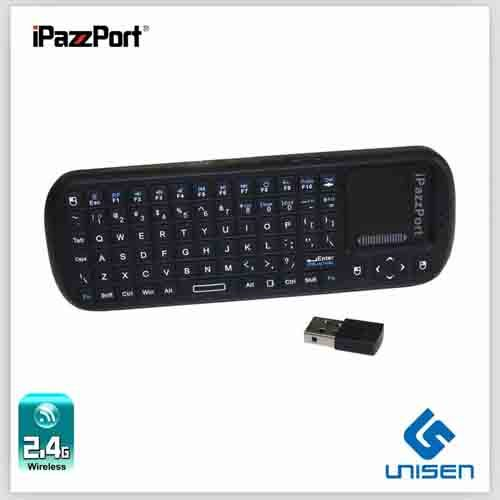 Manufacture Foreign Language Sale Mini Wireless Keyboard For Smart Tv