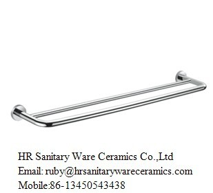 Manufacturer Double Towel Bar