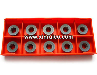Manufacturer Of Carbide Milling Inserts