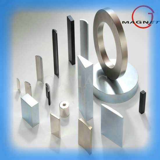 Manufacturing Kinds Of Ndfeb Magnets