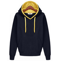 Manufcturer Best Price Customized 100 Polyester Hoodie
