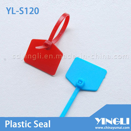 Many Colors Plastic Label Seal Yl S120