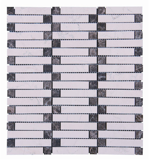 Marble Mosaic Pencil Type Ylp 02