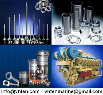 Marine Engine Parts Yanmar Daihatsu Man B W Sulzer Wartsila Pielstick Mitsu